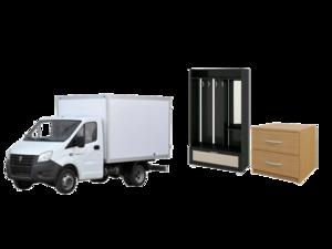 Перевозка холодильника, дивана, шкафов в Казани - Изображение #1, Объявление #1656549