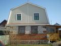 Щурячий: дача,  первая линия берега Волги,  4 сот.,  баня,  дом 2 этажа,  веранда