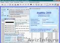 Analitika 2009 - Бесплатная система для управления торговой компанией
