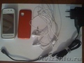 nokia 5230 white red