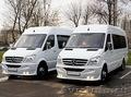 Аренда.заказ прокат услуги  микроавтобусов