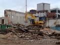 Снос зданий и сооружений в Казани