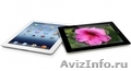 New iPad Wi-Fi 4g 16 gb (black/white)