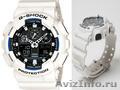 Часы CASIO G-shock и Baby-G от 1000 р