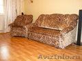 комплект мягкая мебель (диван-кровать, 2 кресла-кровать), Объявление #708101