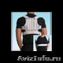 Бандаж ортопедический фиксирующий с ребрами жесткости BWFR C1CLPO-301S