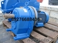 Мотор редукторы 4МЦ2С-125,  4МЦ2С-100,  4МЦ2С-80