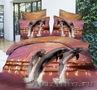 Лучшее постельное белье из сатина 3D из Иваново,  прямо к Вам домой.