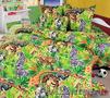 Детская коллекция постельного белья из бязи