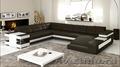 Модульный диван. От производителя по цене текстиля. Итальянская кожа. - Изображение #2, Объявление #1091260