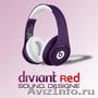 Запись праздничных татарских песен. Студия diviant RED