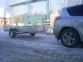 Прицепы для снегоходов,  квадроциклов завода МЗСА