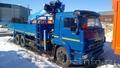 Кран-манипулятор автомобильный КАМАЗ 65117-6010-78 с КМУ DongYang SS 2036 (2013