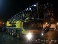 Услуги автокрана грузоподъемностью 170 тонн GROVE