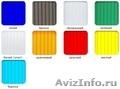 Поликарбонат прозрачный цветной от 4м до 10мм
