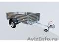 Прицеп с наращенными бортами и кузовом 2,5м, МЗСА 817701.004, Объявление #1466238