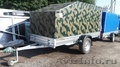 Прицеп с колёсами R16 и кузовом 3, 5 м х 1, 5 м,  МЗСА 817717.015