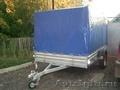 Прицеп с широким кузовом 1, 8 м,  МЗСА 817716.001