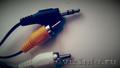 Шнур 2 штекера тюльпан - штекер джек   - Изображение #2, Объявление #1505999