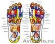 Массаж стопы ног обучение